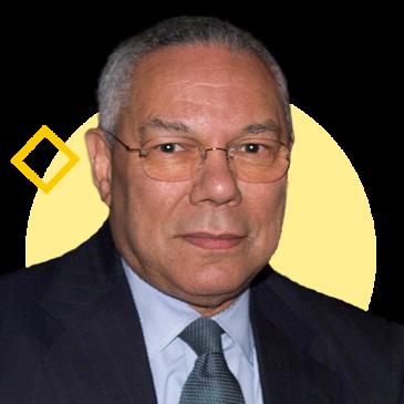 General Colin L. Powell USA (Ret.)
